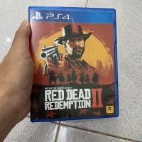Red Dead Redemption 2 BD PS4