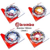 disc disk cakram depan Brembo 190mm vario mio beat mx nouvo full cnc