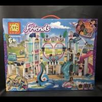 Mainan Blok LEGO Friend Brick Block susun 97022