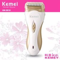 KEMEI KM -3018 WOMEN BODY LEGS FEET DEPILATION ELECTRIC RAZOR
