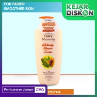 Leivy Shower Cream - Papaya Enymes 1150ml Pump
