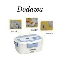 Lunch box/ Electric food warmer kotak makan penghangat