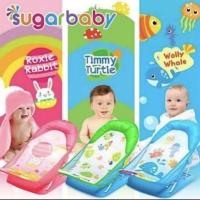 Baby Bather Bangku Alas Mandi Bayi merk Sugar Baby Deluxe Murah bisa G