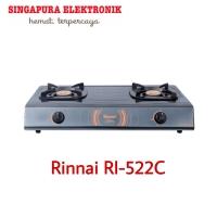 Rinnai kompor 2 tungku RI-522C