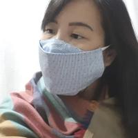 Masker Kain Fashion 3D ( Tidak Bisa Pilih Motif )