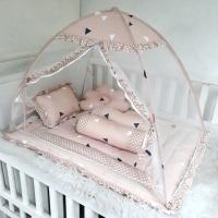 Kelambu bayi-bedding set bayi-matras bayi-kasur bayi-selimut bayi-cklt
