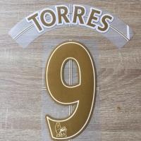 Original Nameset PL 07-13 Torres