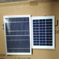 Solar Cell / Panel Surya / Solar Panel 10Wp Murah