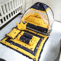 Babynest bayi-bedding set bayi-matras set bayi-kasur bayi-starmoon