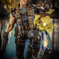 xm studio cable / shf / statue / hot toys / sideshow / iron studio