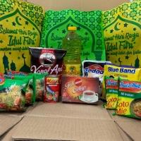 Paket Sembako / Parcel Lebaran (Paket B)