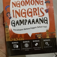 [new] Jago Ngomong Inggris Gampaaang by Teguh Handoko
