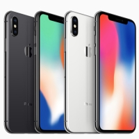 New/Baru Original Apple Hp Iphone X 256GB Silver CPO