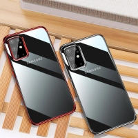Case Samsung Galaxy S10 Lite Case Plating Premium Softcase