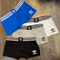 Celana / Pakaian Dalam Boxer Trunk Pria Adidas Motif Original Premium
