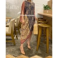 Dress rayya 3d/dress batik