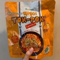 Korean- bunsik Yopokki / Topokki / Tteokbokki SWEET&SPICY halal MUI