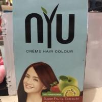 Nyu Creme Hair Colour Cherry Red 6.62 30g