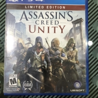 Kaset BD PS4 ASSASIN CREED UNITY