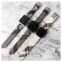 Strap burberry apple watch classic iwatch 3 4 5 vintage branded iwo 11