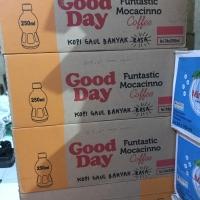 Good Day Funtastic Mocacinno botol 250ml