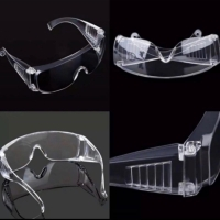 safety Glasses Over Spectacles / Kacamata Safety / Kacamata Pengaman
