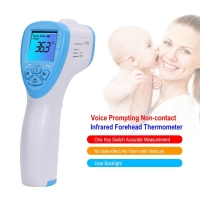 Thermometer termometer gun contactless laser digital infrared