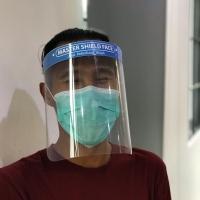 Face Shield / Pelindung Wajah / APD / Alat Pelindung Diri