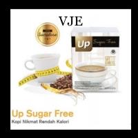 CNI UP CAFE GINSENG COFFEE SUGAR FREE ORIGINAL/Kopi Ginseng Sugar Free