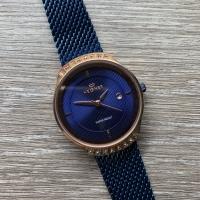 Jam tangan wanita fashion HEGNER 1649 BL