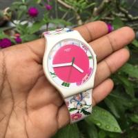 Jam Tangan Wanita Swatch Original Second