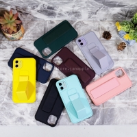 Stand Rubber Magnet Grip Case Iphone 11 PRO MAX
