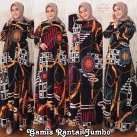 GAMIS WANITA JUMBO / GAMIS JERSEY / GAMIS BIG SIZE / DRESS TERBARU