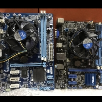 Mainboard H61 Gigabyte Asus Plus procesor Core i5 3470 Fan intel
