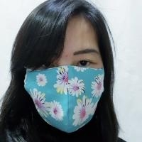 Masker kain fashion ( tidak bisa pilih motif )