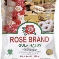 Rose Brand Gula Halus 500 gr