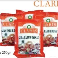 Claris Gula Halus Tabur Donat 250 gr