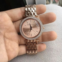 Michael Kors Darci Rose Gold Watch