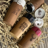 Wooden tumbler SAE ( Non Custom )