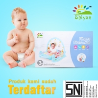 baby gym musical set musik bayi playmat matra