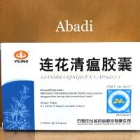 Lianhua Qingwen Capsules - Obat Flu, Demam, Panas Dalam, Sakit Kepala