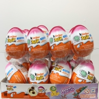 Kinderjoy kinder joy girl seri ocean adventure surprise egg