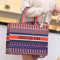 Tas C Dior Totebag wanita import tas wanita import tote bag kanvas