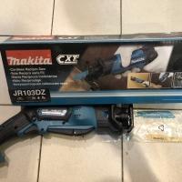Mesin gergaji cordless makita JR 103 DZ