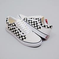 Vans Oldskool Summer Spring Checkerboard White