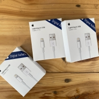 Kabel charger ORIGINAL APPLE iphone 5 6 6s 7 8 + plus x xr xs max