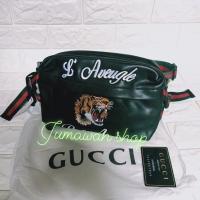 Waist bag Gcci Tiger Mirror Quality Tas selempang pria & wanita impor