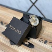 Jam tangan kenzoo silvergold