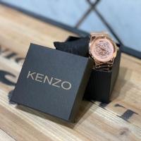 Jam tangan kenzoo rosegold