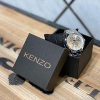 Jam tangan kenzoo silverr
